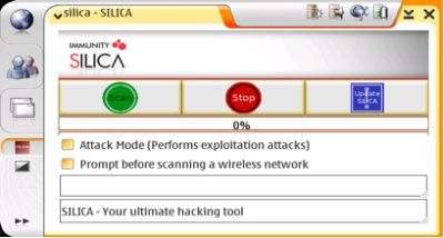 Simple interface of Silica