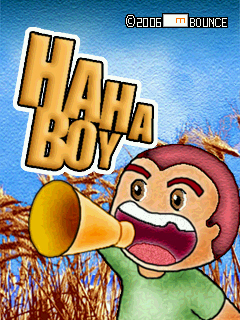 HahaBoy is another M-Bound freeware SISX game for Nokia N73 and other smartphone that are running on Symbian S60 platform