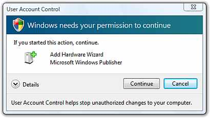 User Account Control or UAC is one of the several security features that are introduced in Windows Longhorn server and Windows Vista.