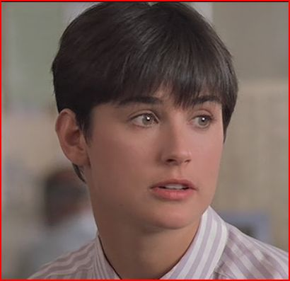 17 years ago when Demi Moore casted for Ghost 1990.