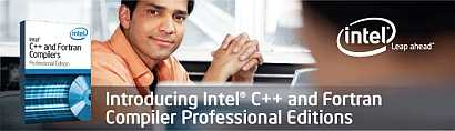 Intel C++ Compiler v10.0, both Professional and Standard edition!