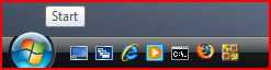 The new Windows Vista Start button - Vista Orb!