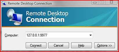 Windows Vista Ultimate Remote Desktop version 6 support Network Level Authentication feature.