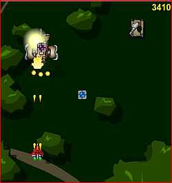 RaidenX is a flash game version that based on classic Raiden-II arcade game.