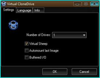 Virtual CloneDrive version 5.3.1.2 added new options to use buffered I/O.