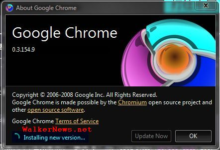 Google Chrome changelog and release notes.