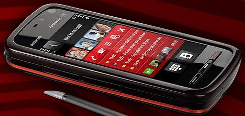 Nokia 5800 XpressMusic - good features and defects