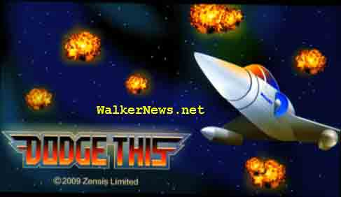 S60 5th Edition Freeware Game for Nokia 5800 - Dodge This