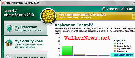 Delete or housekeep unwanted firewall rules from Kaspersky IS 2010