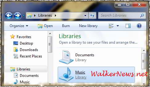 Only music files catalog in Windows 7 music library will shows to Windows Live Messenger as it playing in Windows Media Player 12.