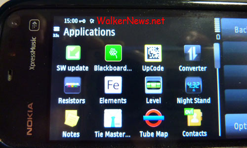Nokia 5800 touch screen problem that is likely the latest v40 firmware bug.