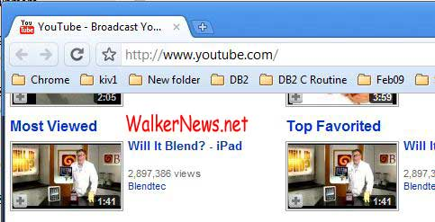 Get the official list of YouTube Top Video