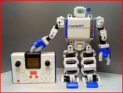 Japanese high-end toy marker will be selling the world smallest humanoid robot in the coming October to run ahead year-end sales and Christmas promotion!