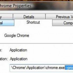 google chrome proxy bypass list