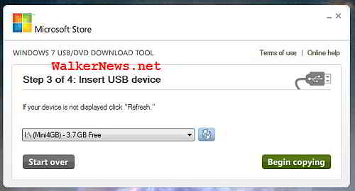 microsoft windows download tool usb